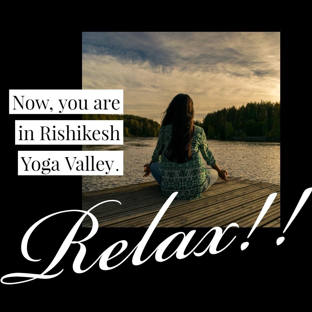 Rishikesh Yoga Valley  (@rishikeshyogavalley) Cover Image