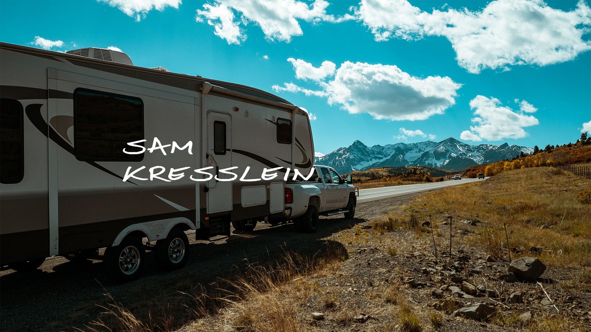 Sam Kresslein (@samkresslein) Cover Image