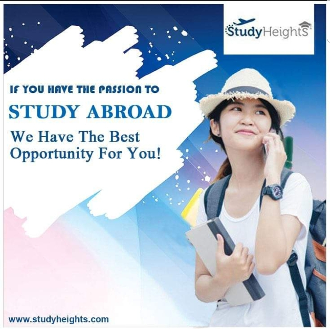 Earn a scholarship abroad (@studyheights) Cover Image