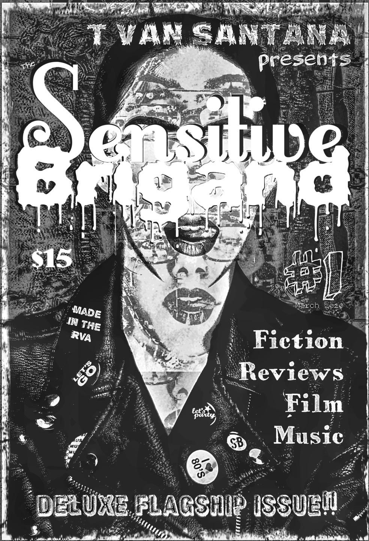 The Sensitive Brigand (@sensitivebrigand) Cover Image