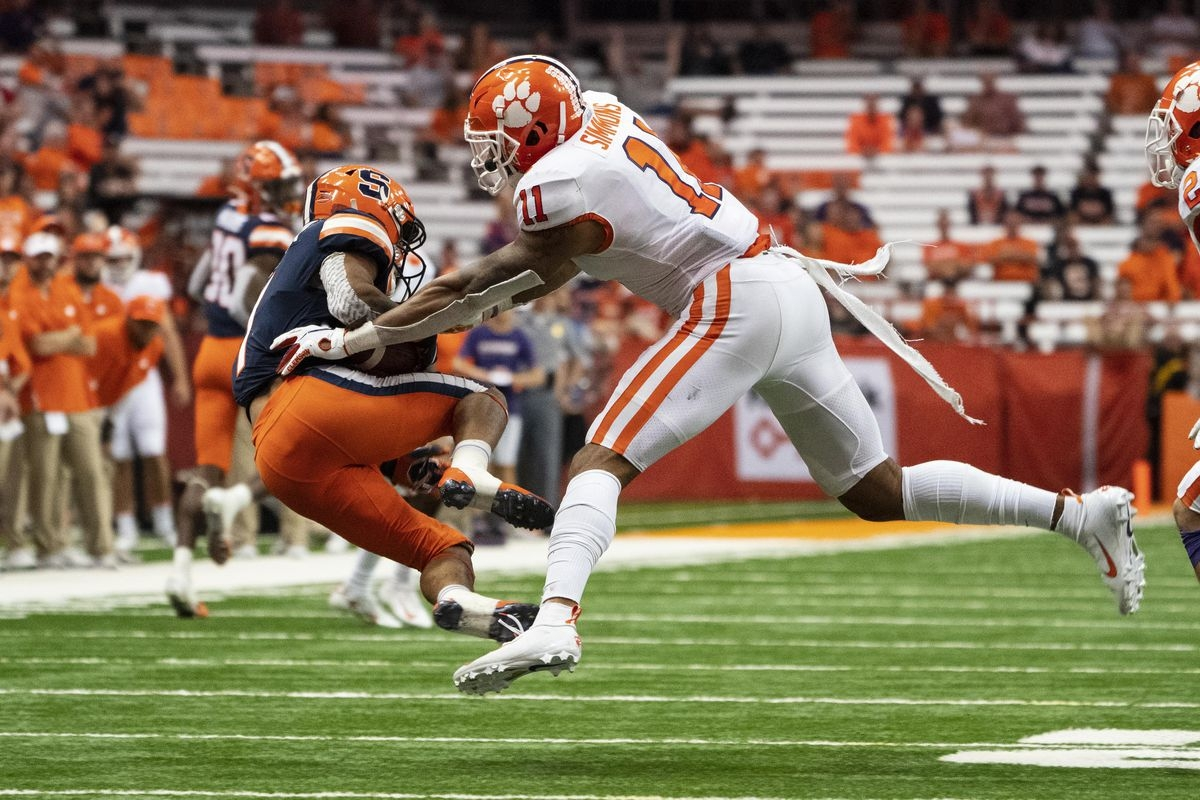 Clemson Tigers (@footballclemson9) Cover Image