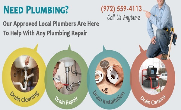 drain cleaning dallas tx (@ittyarchieericksonae5) Cover Image