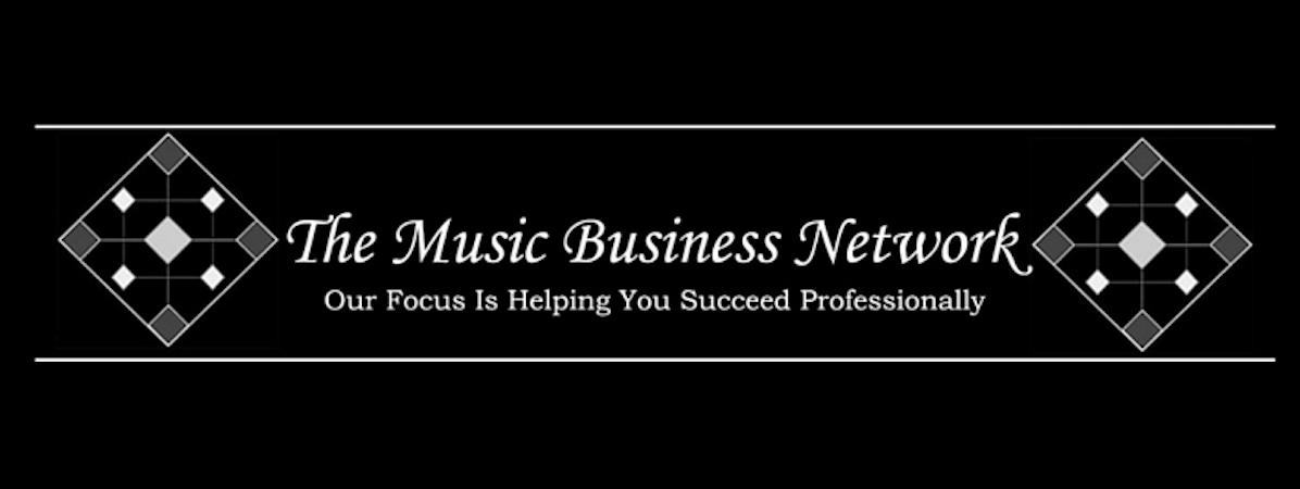 The Music Business Network (@musicbiznetwork) Cover Image