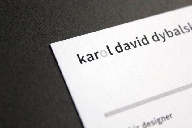 Karol Dybalski (@kdd) Cover Image