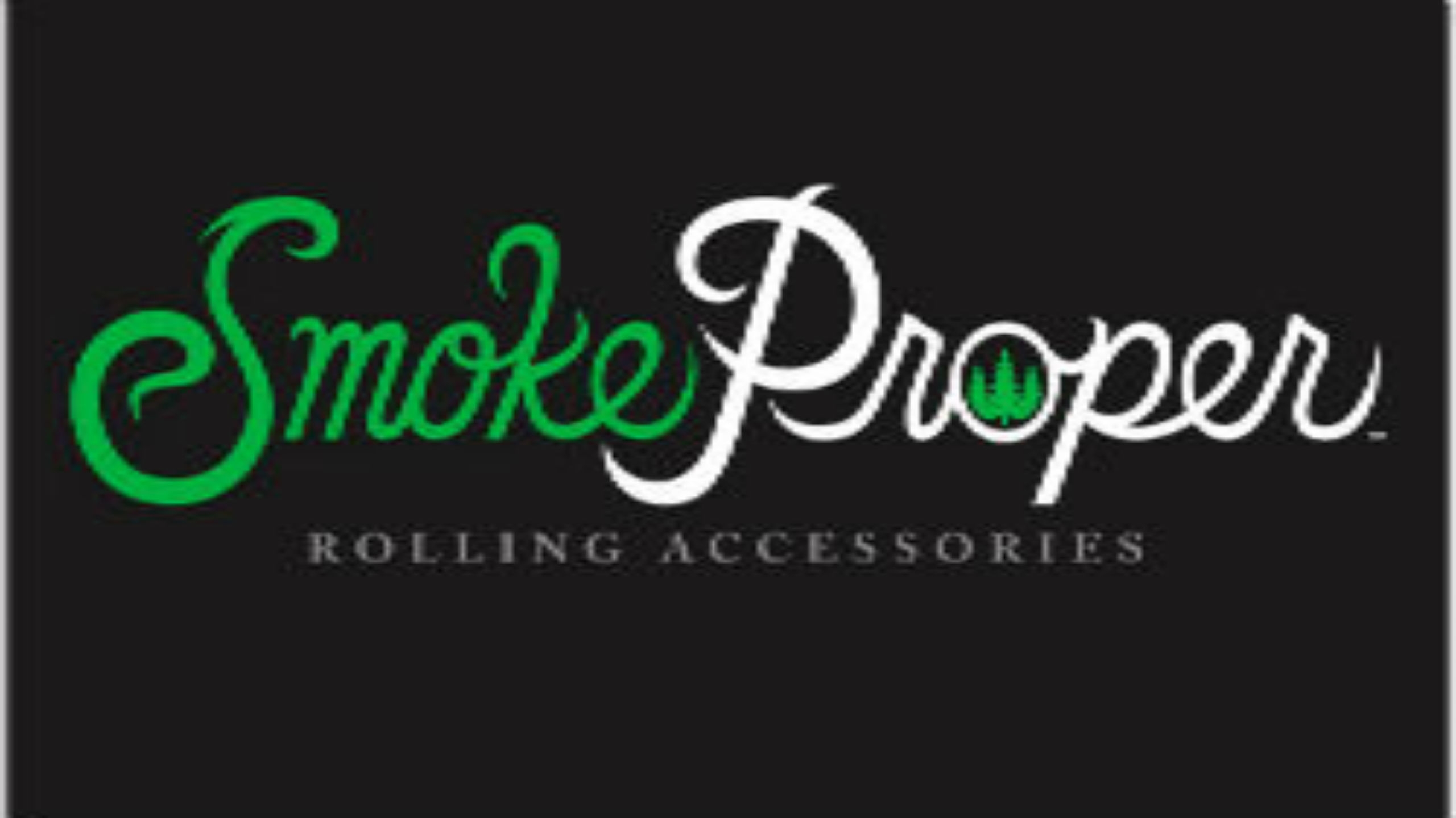 Smoke Proper Rolling Accessories (@smokeproper) Cover Image