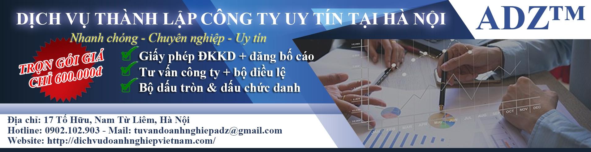 Dịch Vụ Tư Vấn Doanh Nghiệp ACZ (@dichvutuvandoanhnghiepadz) Cover Image