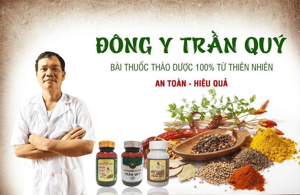 Đông Y Trần Quý (@dongytranquy) Cover Image