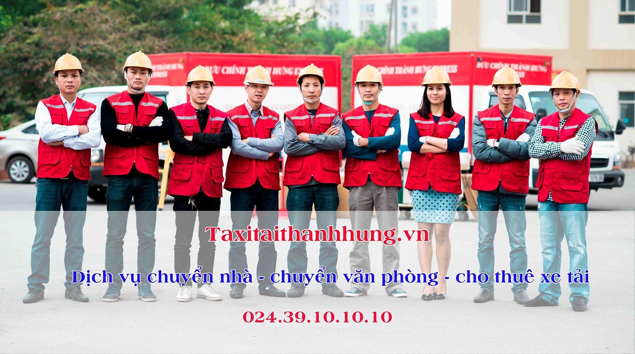 Taxi tải Thành Hưng » Vận tải Thành Hưng  (@taxitaithanhhungvn) Cover Image
