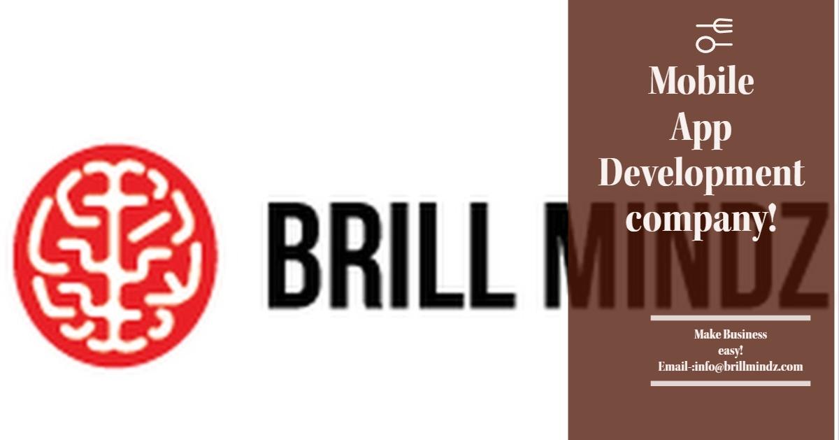 Mobile App Development Company Dubai | Brillmindz  (@brillmindztech) Cover Image