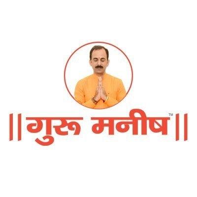 Acharyamanishji (@gurumanish) Cover Image