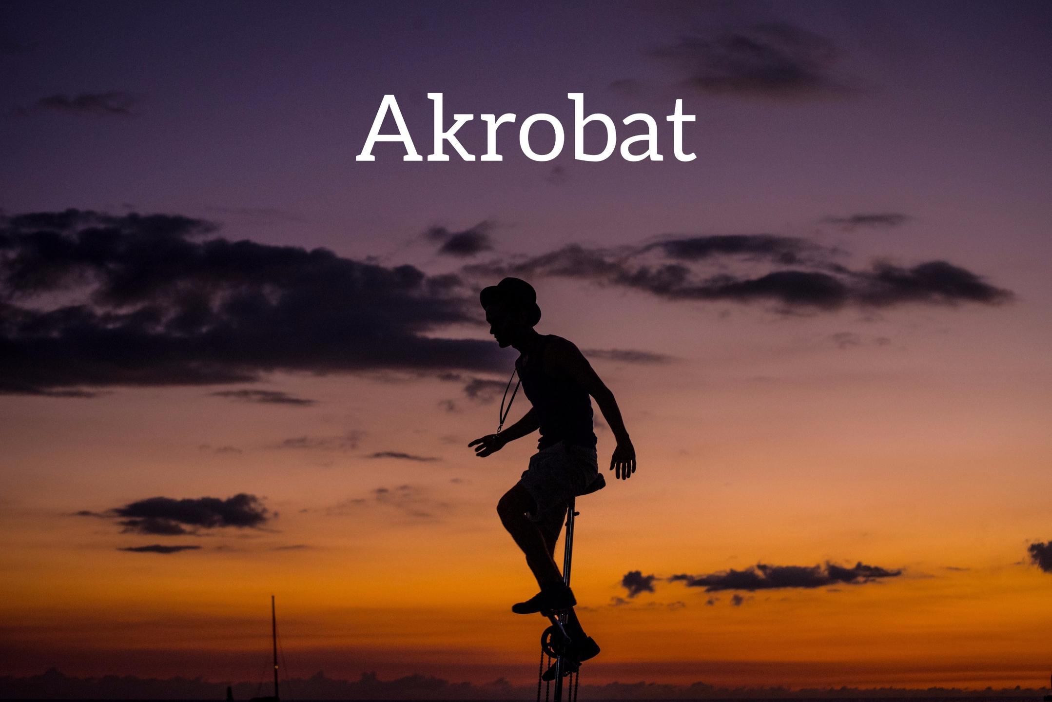 Akrobat (@akrobeat) Cover Image