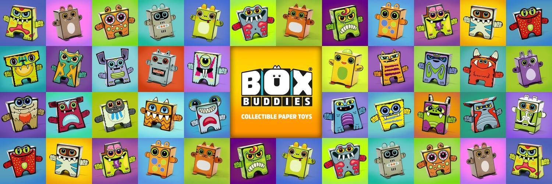 Box Buddies (@boxbuddiestoys) Cover Image