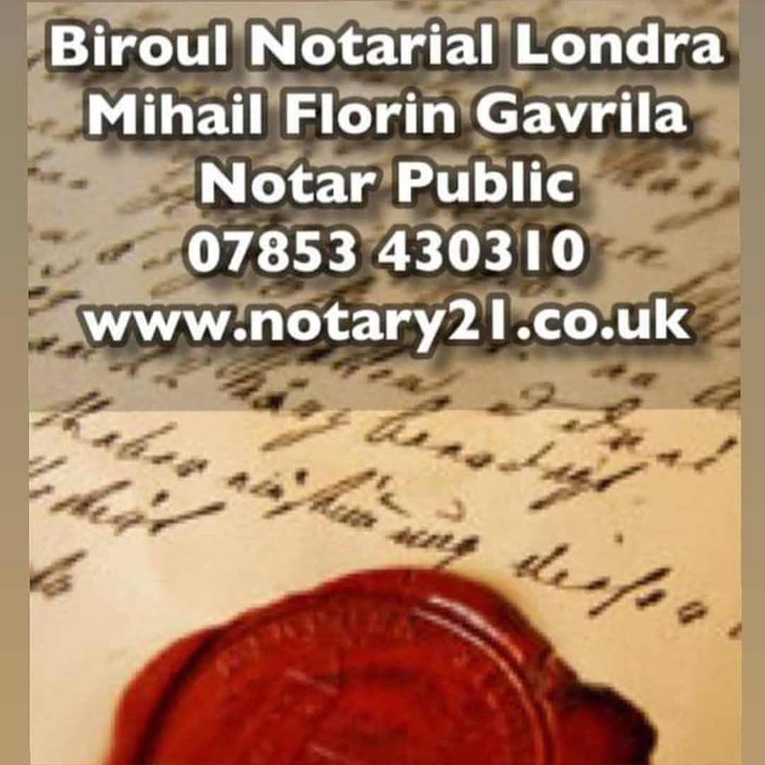Notar Londra (@notary211) Cover Image
