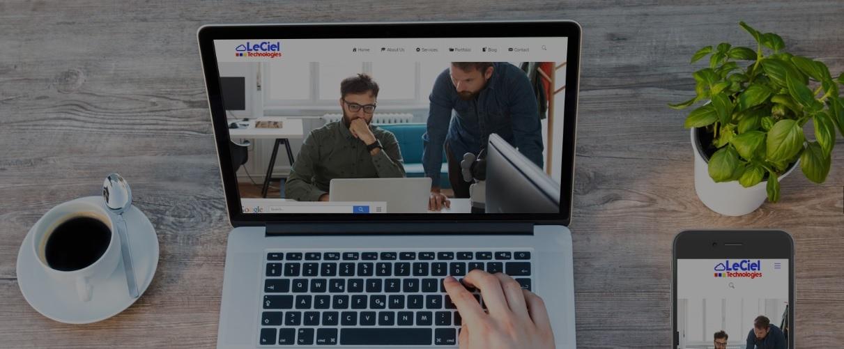 Leciel Technologies Pvt Ltd (@lecieltech) Cover Image