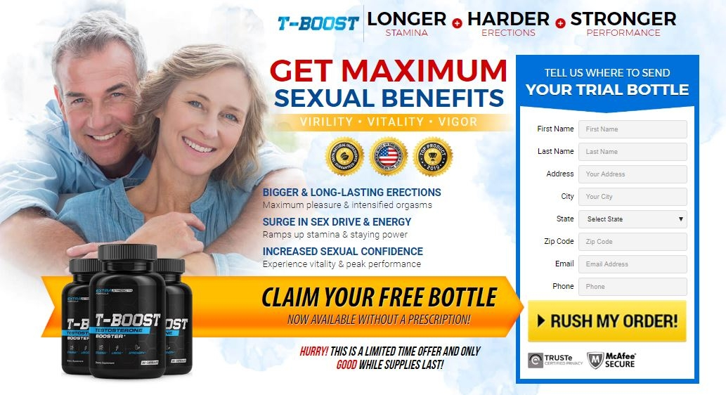 T-Boost Testosterone Booster (@jessroberp) Cover Image