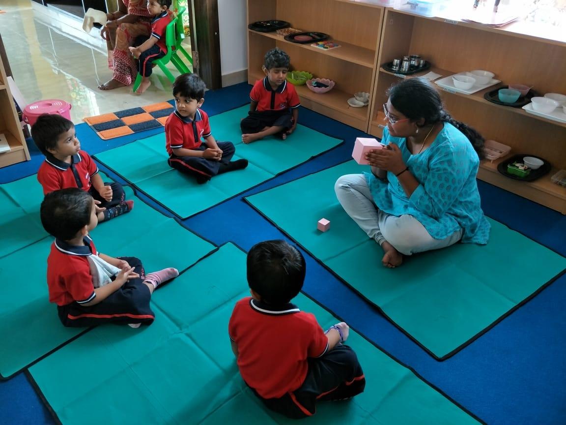Cambridge Montessori Pre School (@cmpskharghar) Cover Image