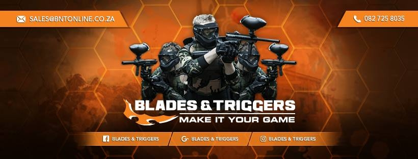 Blades and Triggers (@bntonline) Cover Image