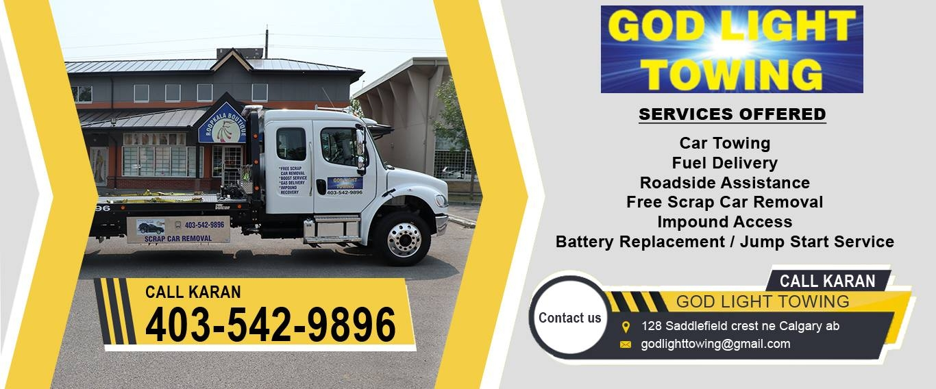 God Light Towing (@godlighttowing) Cover Image