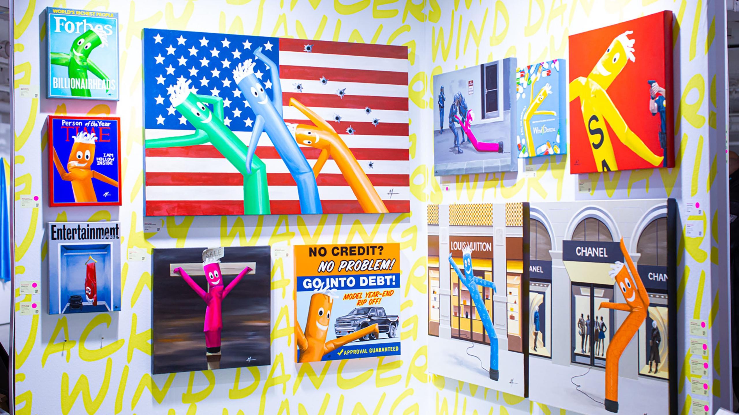 Superfine! Art Fair (@superfineartfair) Cover Image