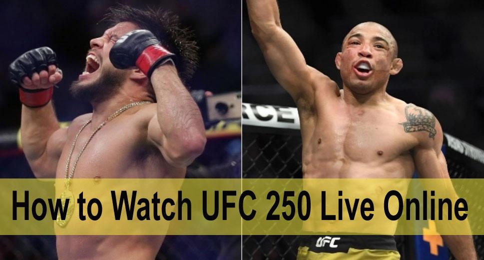 UFC 250 Live Stream (@ufc250livestream) Cover Image