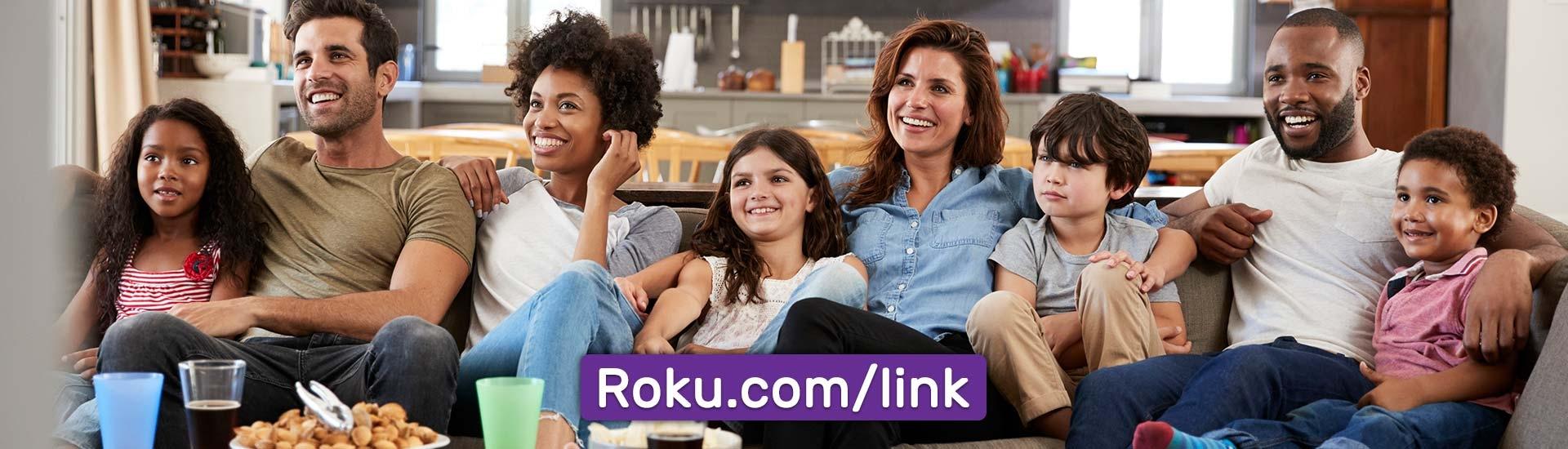 Roku.com/link (@myrokulinkcode) Cover Image