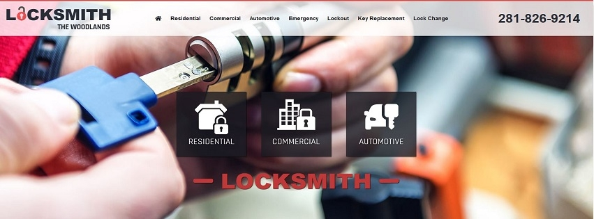 Locksmith The Woodlands (@noahbe) Cover Image
