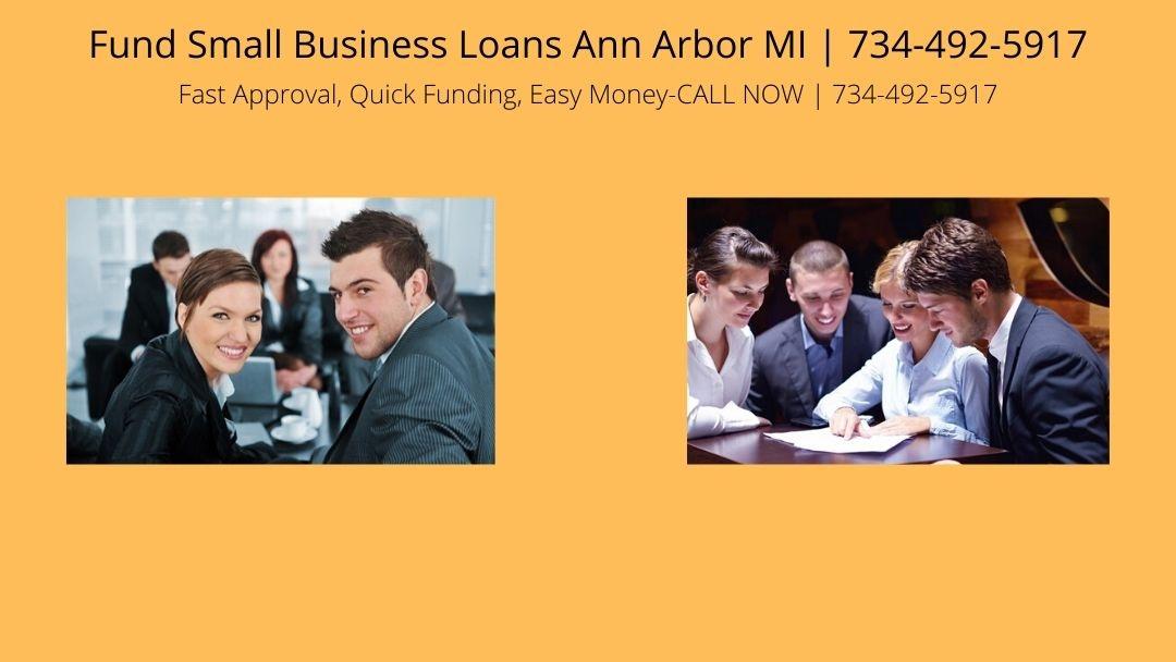 Fund Small Business Loans Ann Arbor MI (@anrborsba) Cover Image