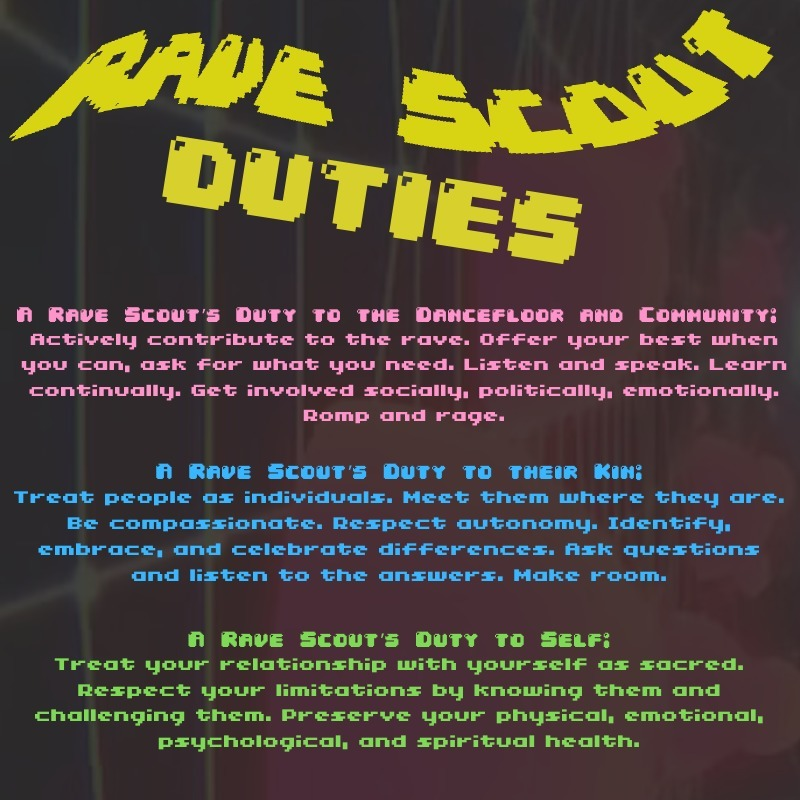 Rave Scout Cookies (@ravescout) Cover Image