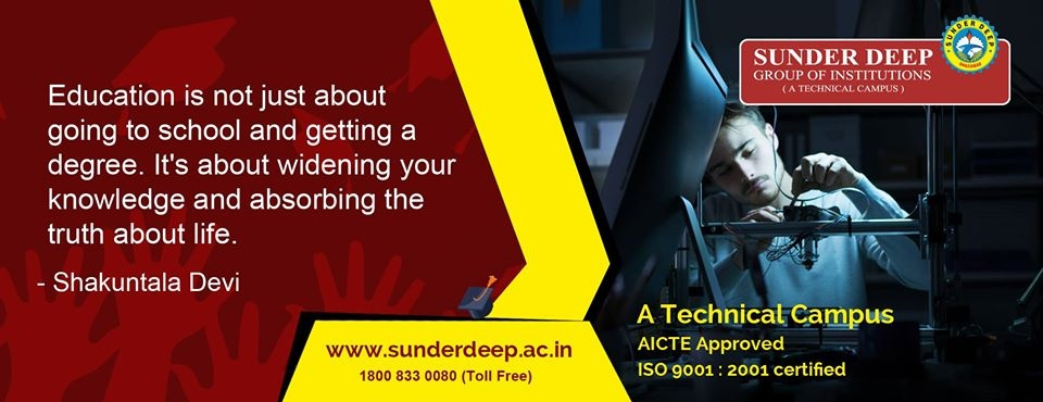 Sunderdeep Group Of Institutions (@sunderdeepgroup) Cover Image