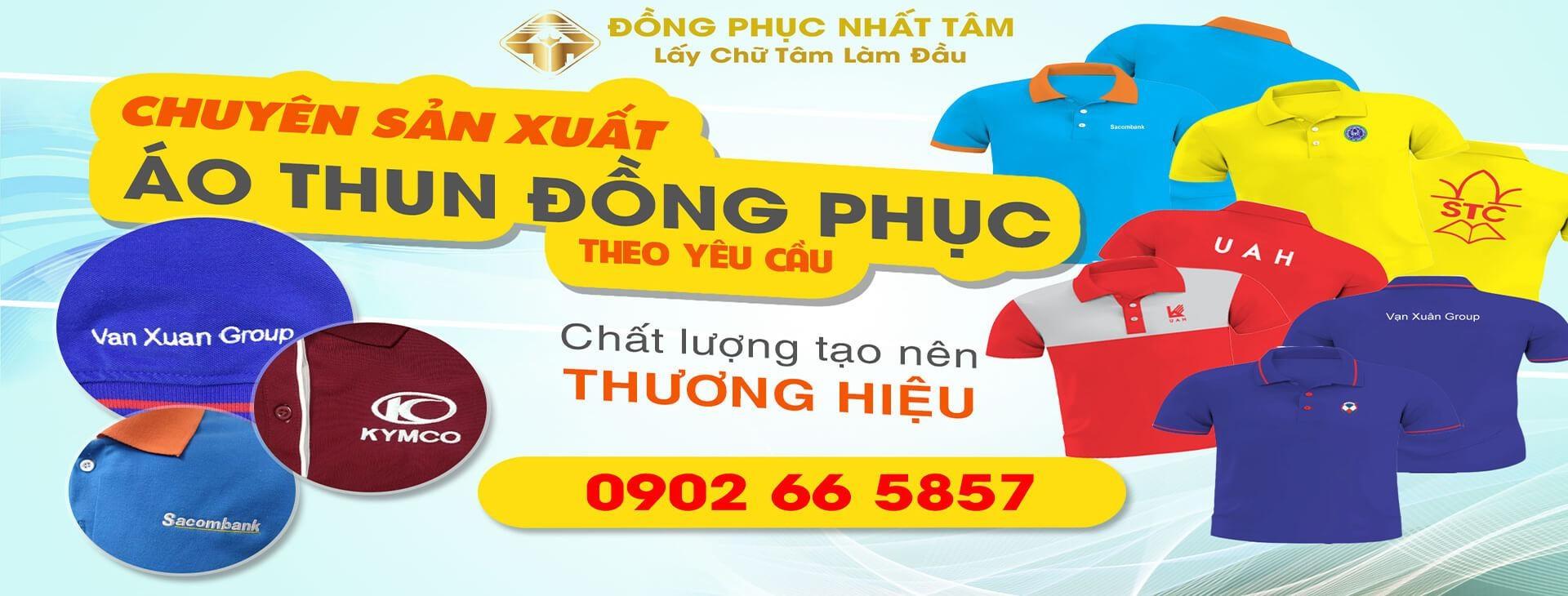 Đồng Phục Nhất Tâm (@dongphucnhattam33e) Cover Image