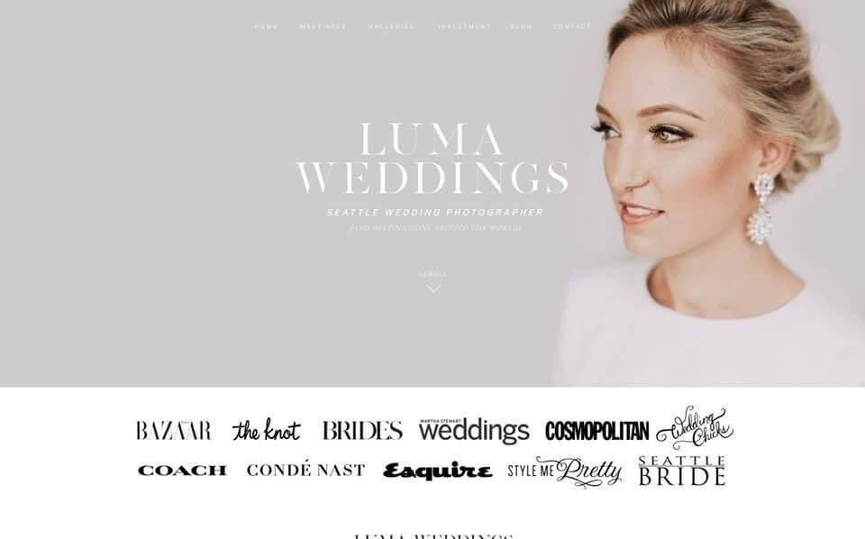 Luma Weddings (@lumaweddings) Cover Image