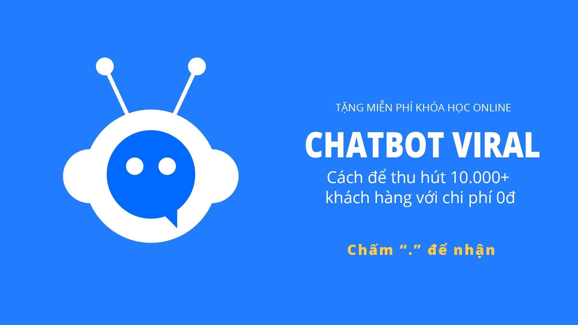 Fchat - Chatbot Facebook MessengerMarketing (@fchat) Cover Image