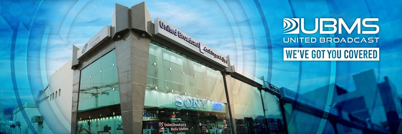 United Broadcast & Media Solutions  (@unitedbroadcastmediasolutions) Cover Image