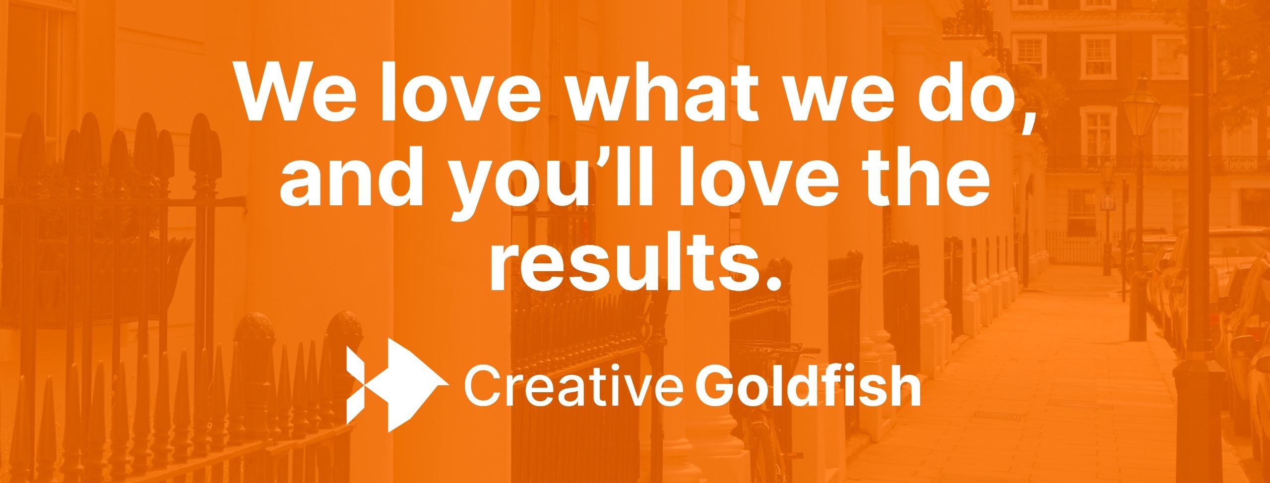 Creative Goldfish (@creativegoldfish) Cover Image