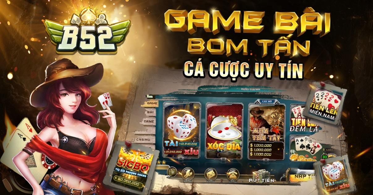 B52  - Game Đánh Bài Đổi Thưởng (@gameb52win) Cover Image