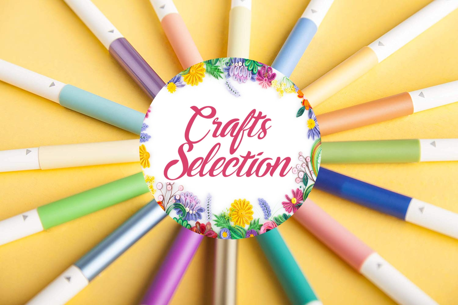 Crafts Selection - Best Crafts Product (@craftsselection) Cover Image