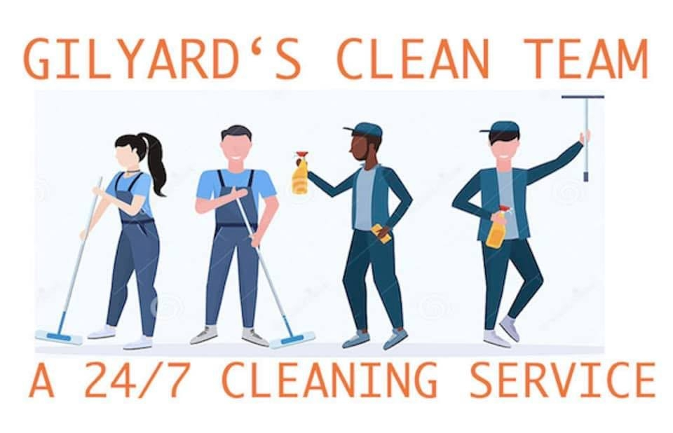 Gilyard's Clean Team (@gilyardscleanteam) Cover Image