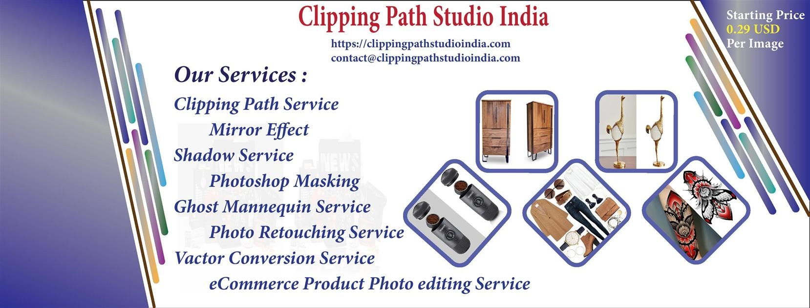 Clipping Path Studio India (@clippingpathstudioindia) Cover Image