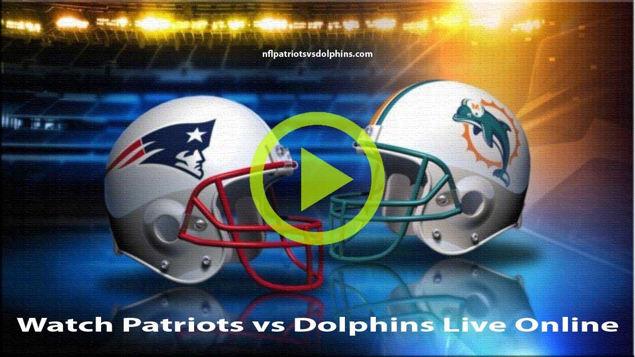dolphins vs Patriots live stream free (@patriotsvsdolphins) Cover Image
