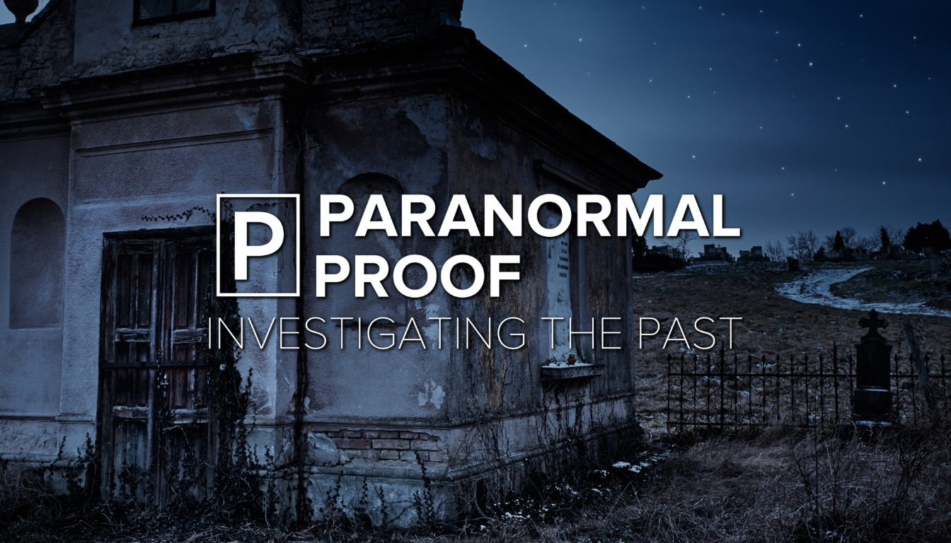 Paranormal  (@paranormalproof) Cover Image