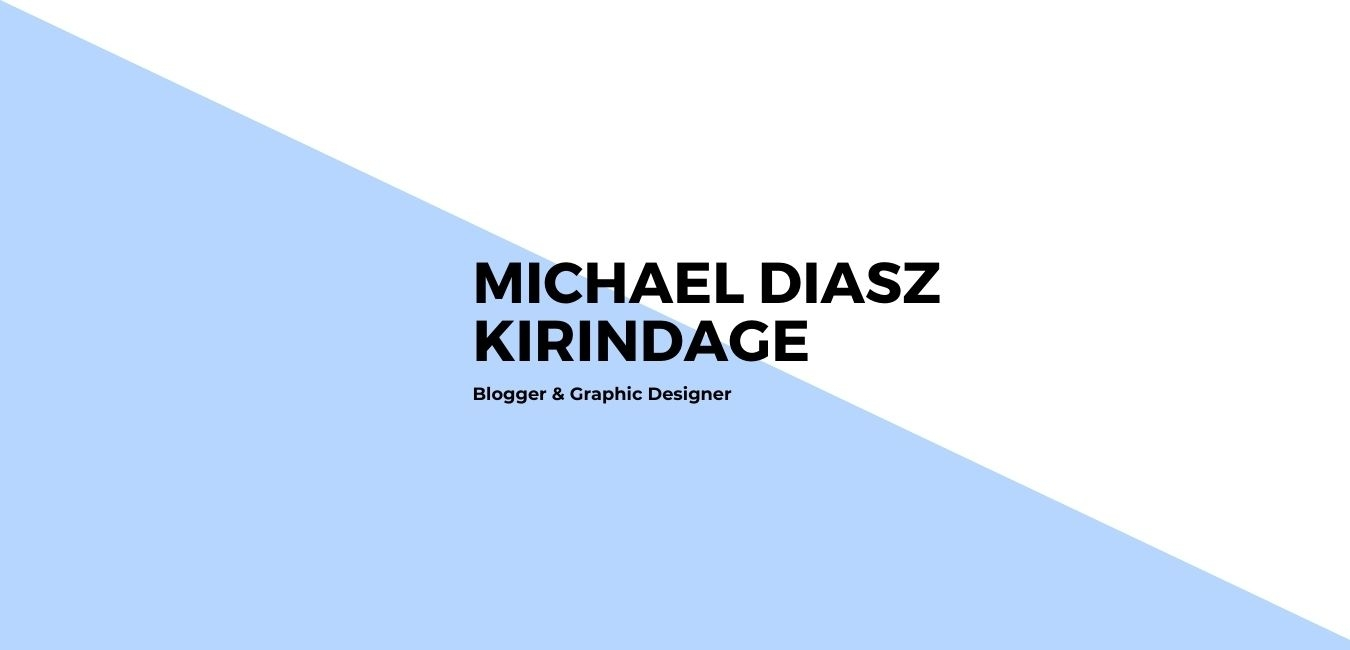Michael Diasz Kirindage (@michaeldiaszkirindage) Cover Image