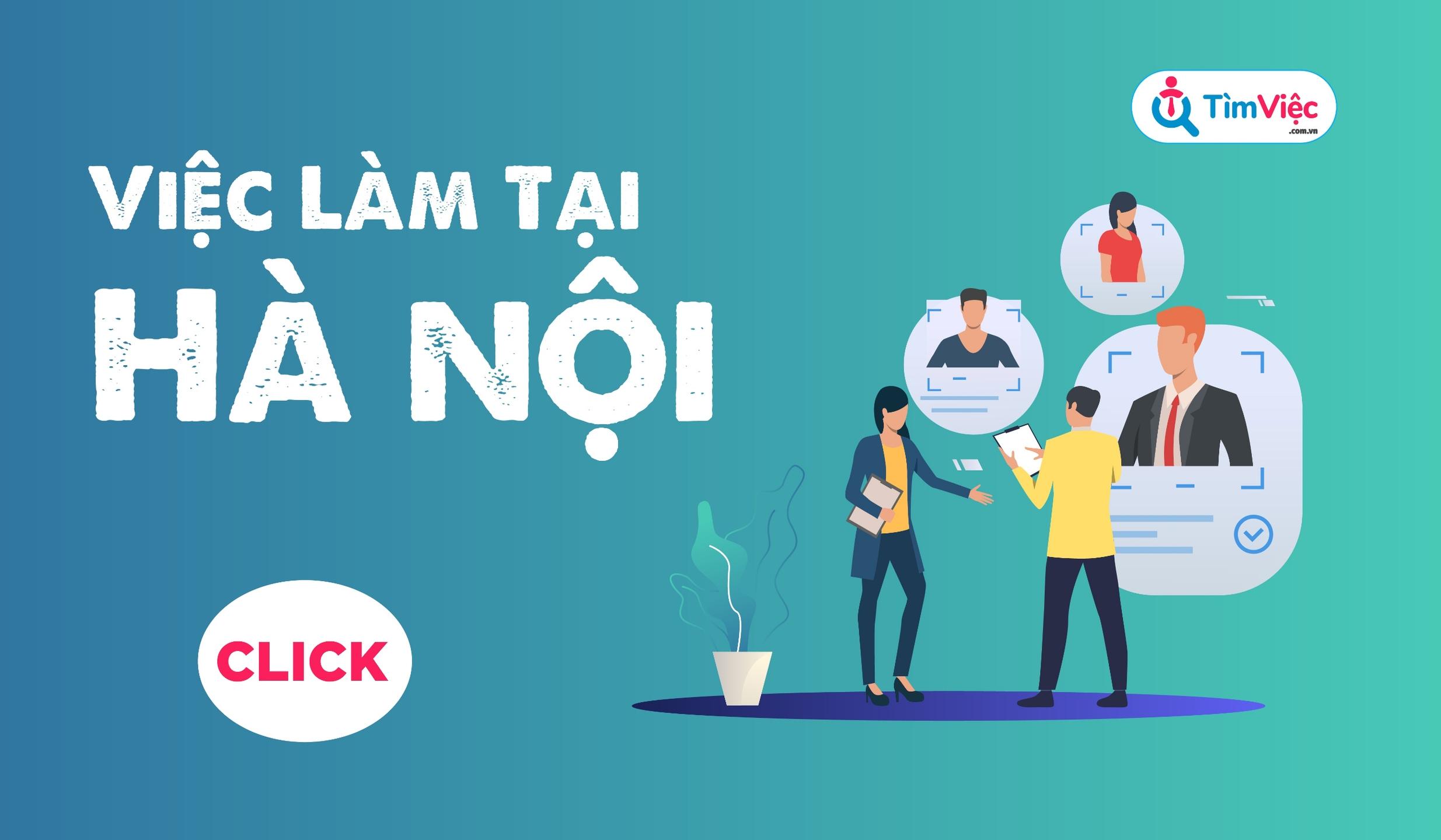Việc làm Hà Nội (@timvieclamtaihanoi) Cover Image