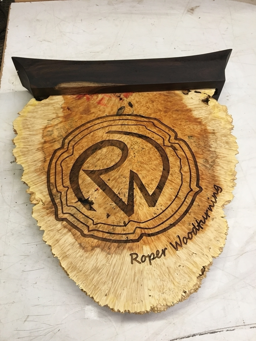 Roper (@roperwoodturning) Cover Image