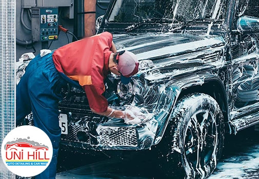 UNI HILL Auto Detailing and Car Wash  (@unihillcarwash) Cover Image