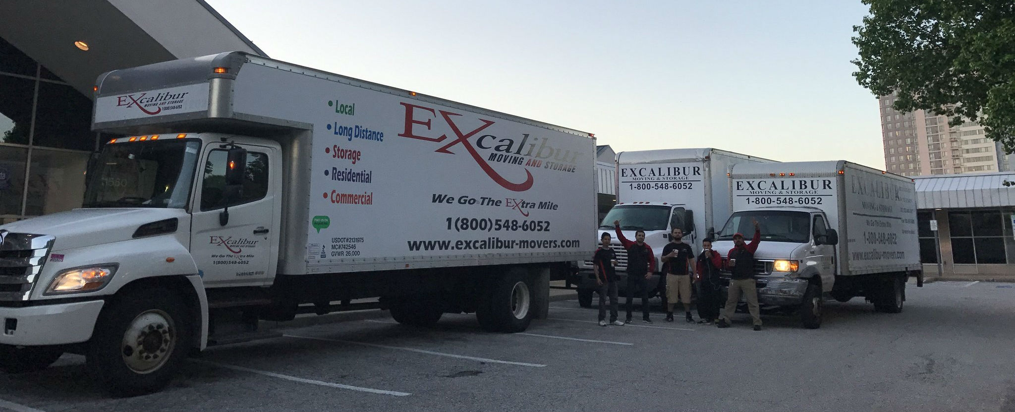 Excalibur Moving and Storage (@excaliburmovingandstorage) Cover Image