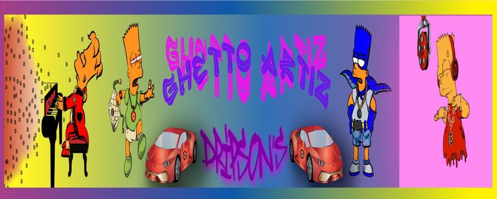 ghettoartiz (@ghettoartiz) Cover Image