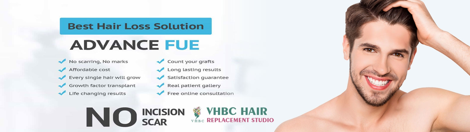 VHBC Hair Replacement Studio (@vhbchairsolution) Cover Image