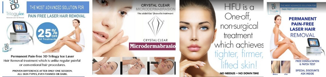 Sarah M Laser And Skin Clinic (@sarahmbeauty) Cover Image