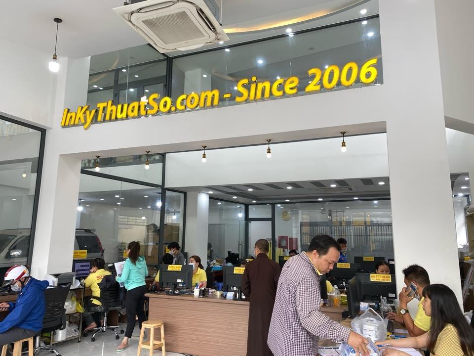 Trung tâm in kỹ thuật số, Công ty in ấn quảng cáo (@congtyinanquangcao-inkts) Cover Image