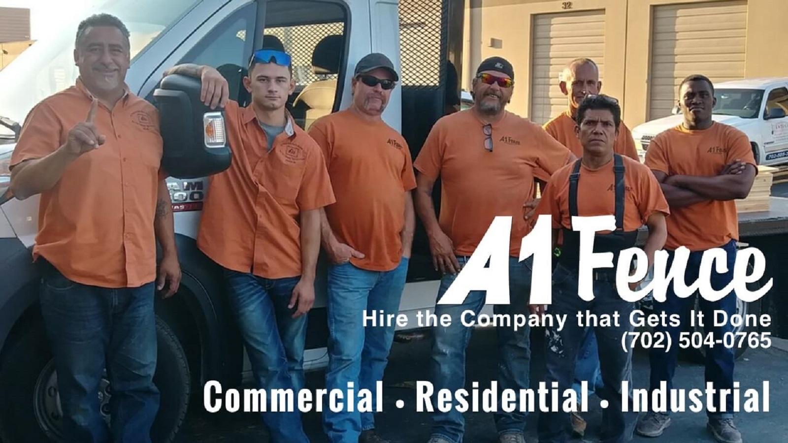 A1 Fence LV (@a1fencelv) Cover Image
